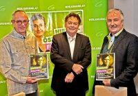 Grüne gehen mit Bezirkssprecher Christian Schrefel in die Wahlauseinandersetzung