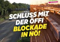 Verkehrspolitik der Volkspartei NÖ: 3. Piste + Waldviertelautobahn!